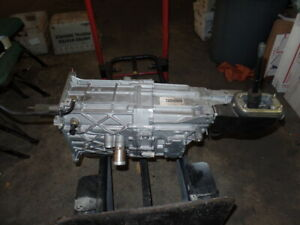 1989 1996 Corvette New Zf 6 Speed Transmission W Shifter No Shipping