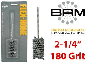Brush Research 2 1 4 Flex Hone 180 Grit Engine Honing Tool New Free Shipping