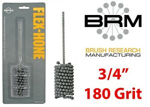 Brush Research 3 4 Flex Hone 180 Grit Engine Honing Tool New Free Shipping Usa