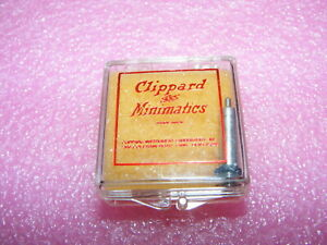 Nos Clippard Minimatics Sm 2 Sub miniature Cylinder 5 32 Single Acting