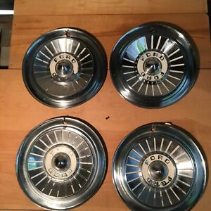 1957 Ford Hubcaps