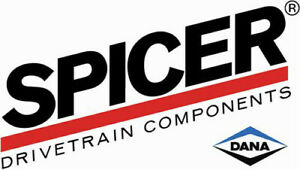 Axle Shaft Universal Joint Spicer Select Front Dana Spicer 25 1550 4x