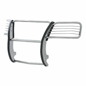 Aries 4071 2 Stainless Grille Brush Guard For 2007 2010 Gmc Sierra