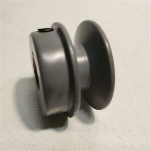 2 Pulley 1 2 5 8 3 4 7 8 Bores Cast Iron