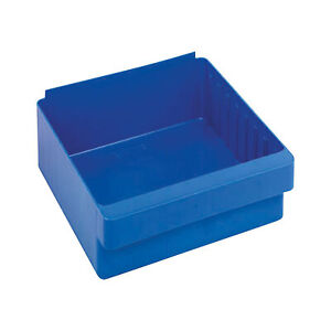 Quantum Storage Super Tuff Euro Drawers Blue