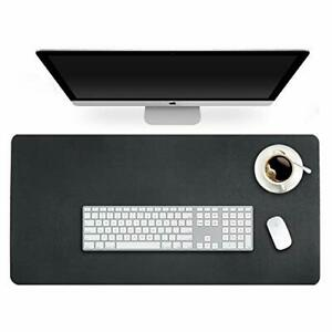 Desk Blotter Pad Table Protector Mat On Top Of Work Writing Office Laptop Des