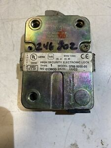 La Gard High Security Electronic Lock Type 1 3765 0000 00 Used