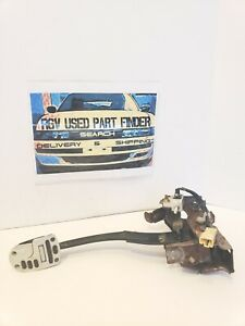 2003 Mazdaspeed Protege Turbo Clutch Pedal Assembly