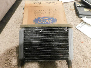 Nos 1965 1966 1967 Ford Galaxie Xl Ltd Country Squire Heater Core Early Ford Oem