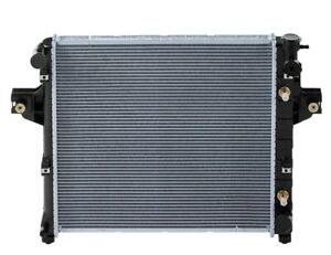 New Radiator R2263 For 1999 2000 Jeep Grand Cherokee Laredo Limited V8 4 7l