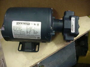 New Pitco Pp10101 Haight Pump motor Dean Bki Keating Frymaster Fryer Oil Filter