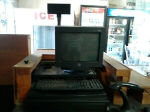 Used Dell Pos Scanning System two Sets