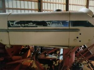 Tractor Case o matic Diesel Runs Perfect