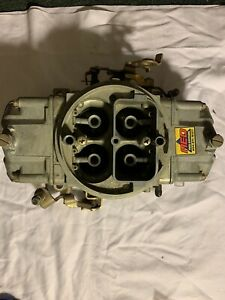Holley Aed 850 Cfm Ho