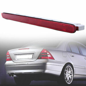 Tail Rear Stop Lamp Third Brake Light 20381456 Fit For Mercedes Benz W203 C230
