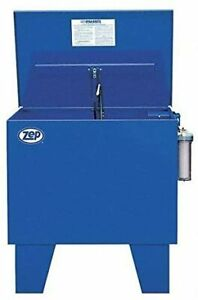 Zep Dyna Brute 35 Gallon Fb Heavy Duty Industrial Solvent Parts Washer 964101