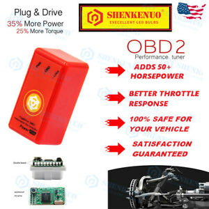 For 1996 2011 Lincoln Town Car Performance Chip Tuning Obd2 High Power Tuner