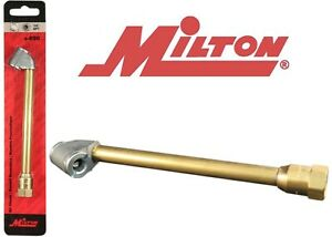 Milton Industries S690 Dual Head Air Chuck Tire Tool New Free Shipping Usa
