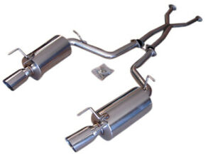Fits Nissan 300zx Z32 2 2 4 Seater 90 96 Top Speed Pro 1 Catback Exhaust System