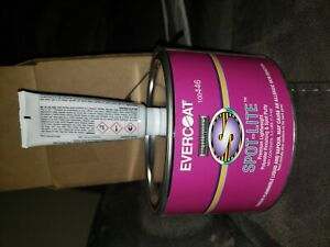 Evercoat 446 Spot lite Paste Putty 1 2 Gallon 3 3 Lbs Free Bondo Spreaders