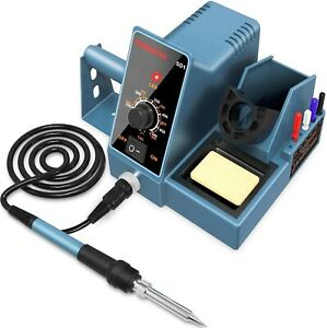 Soldering Iron Station Weller Temperature Adjustable Rapid Heating Bracket Kit