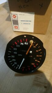 1984 Chevy Camaro Speedometer Nos Gm Ac Fits Other Years Vintage Car Part New
