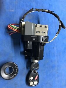 99 04 Grand Am Ignition Switch Cylinder