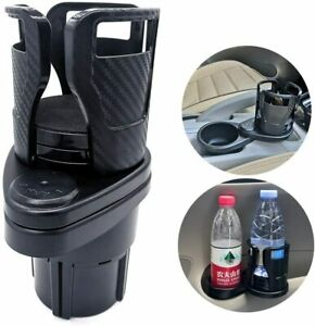 2 In 1 Universal 360 Adjustable Cup Drink Holder Stand Car Truck Boat Camper Rv