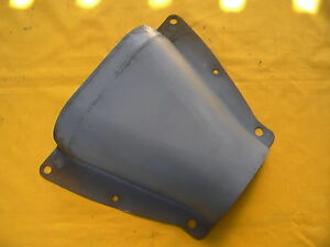 1942 1948 Lincoln Flathead V 12 Transmission Rear Hump Floor Cover Nice
