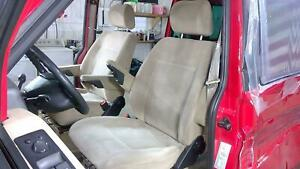 00 03 Vw Eurovan Cloth Front Seat Set Left Right Oem Used