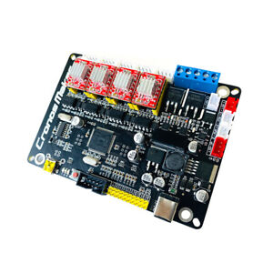 Cnc Grbl Usb 4axis Stepper Motor Controller Control Board For Cnc Laser Cutter