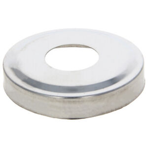 1x Ladder Hand Rail Escutcheon Cover Plate Base Replaces Stainless Steel Silver
