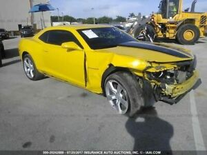 Manual Transmission 6 Speed Lt Opt Mv5 Fits 10 15 Camaro 612361