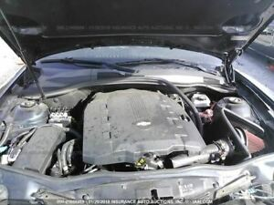 Manual Transmission 6 Speed Lt Opt Mv5 Fits 10 15 Camaro 684491
