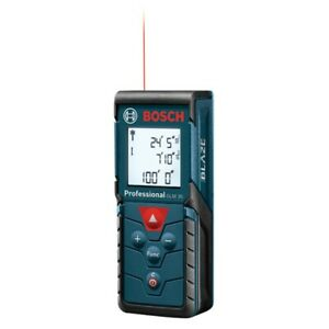 Bosch 100 Foot Laser Measure glm30