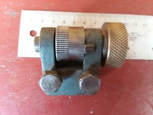 Complete New Orig Atlas 10 Craftsman 12 Metal Lathe Micrometer Carriage Stop