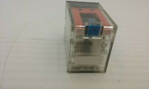 Omron My2in General Purpose Relay 24vdc 8 Blades