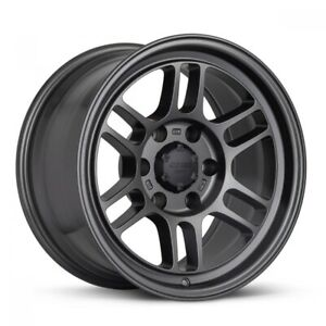 Enkei Rpt1 Wheel 17x9 0mm 6x139 7 Each Gunmetal Rim For 6 X 5 5 Truck Suv