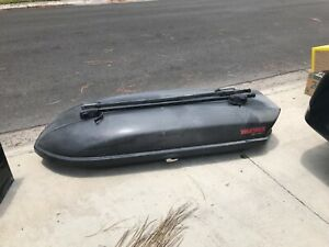 Used Yakima Carbonite Skybox 16 Cargo Box