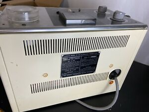 Vintage Burdick Ut 400 Ultrasound Therapy Unit Used Works Very Good Condition Fs