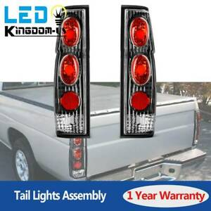 Tail Lights For 1986 1997 Nissan Hardbody D21 Pickup Tail Lamp Pair Left Right
