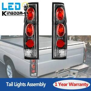 Tail Lights For 1986 1997 Nissan Hardbody D21 Pickup Tail Lamp Pair Leftright Fits 1986 Nissan