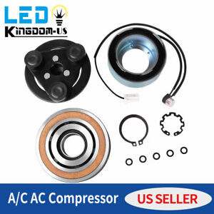 For Mazda 3 04 09 A c Ac Compressor Clutch Kits Front Plate Bearing Coil Pulley