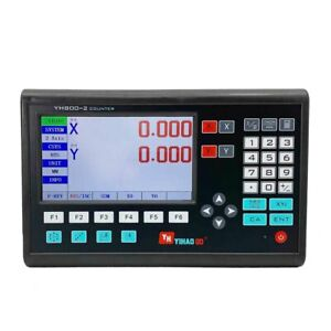 New 2 Axis Digital System db9 Ttl Digital Readout For Lathe milling Machine