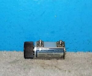 Telonic Altair 8122s Step Attenuator 0 10db 50 D 2 0ghz Sma f Free Shipping