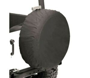 Bestop 33 Spare Tire Cover For Jeep Toyota Honda Chevy Ford Dodge Black Denim