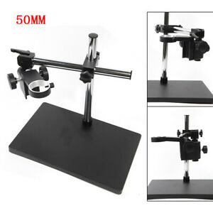 Stable Lifting Stand Desktop Holder Tool For Digital Microscope Alloy Adjustable
