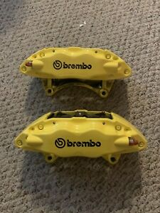 Sti Brembo Calipers Front