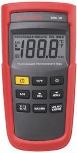 Amprobe Tmd 50 Thermocouple Thermometer K type