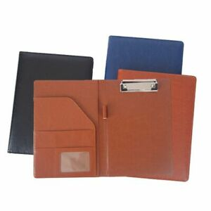 Multi function Leather Clipboard Folder For Legal Paper Contract Files Pads